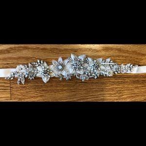 BHLDN bridal belt